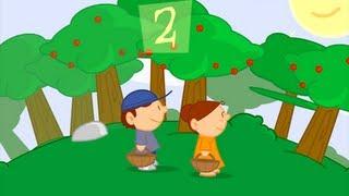 1, 2, 3, allons dans les bois