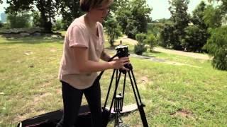 E-Image EAT 150 Aluminum Video Tripod Legs