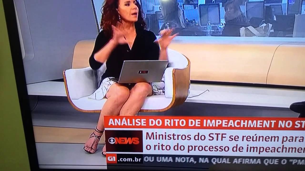 0d7e9ac1a Leilane da Globo News..pagando calcinha.. .  - YouTube