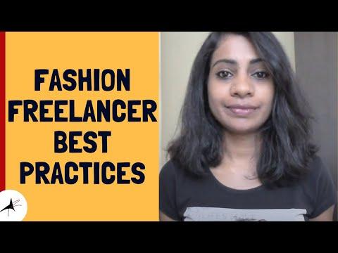 5 Best Tips For A Fashion Freelancer   Arpitharai