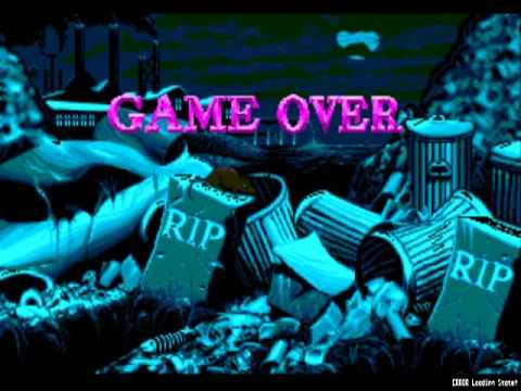 Awesome Possum Soundtrack - Game Over, Man