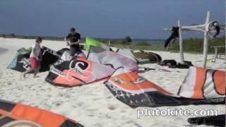 Pluto kite Catamaran Expedition