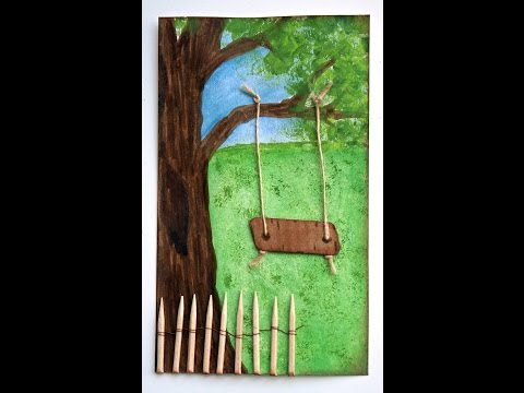 Index Card - Tree Swing