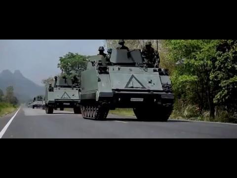ฝึกหน่วยพร้อมรบเคลื่อนที่เร็วกองทัพบก RDF. 2017