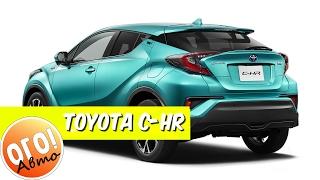 Toyota C-HR 2017 в России