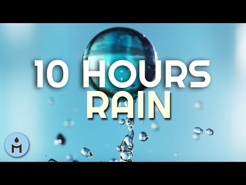 10 Hours of Rain: Rain on Roof, White Noise, Raining Sound for Sleeping, Cancel Background Noises mp3