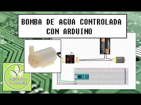 Bomba De Agua Con Arduino