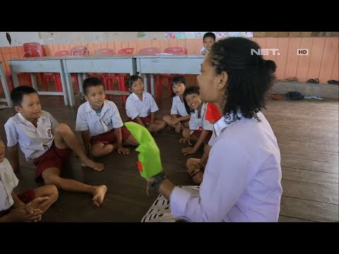 Sepenggal Cerita Pengajar Muda di Pelosok Kalimantan - Lentera Indonesia