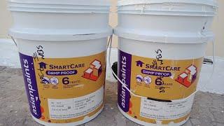 Waterproofing Smart Care Damp Proof Asian Paint Gaffartech Youtube