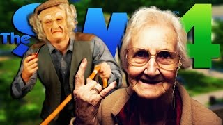 OLD AGE HITS HARD | The Sims 4 - Part 17
