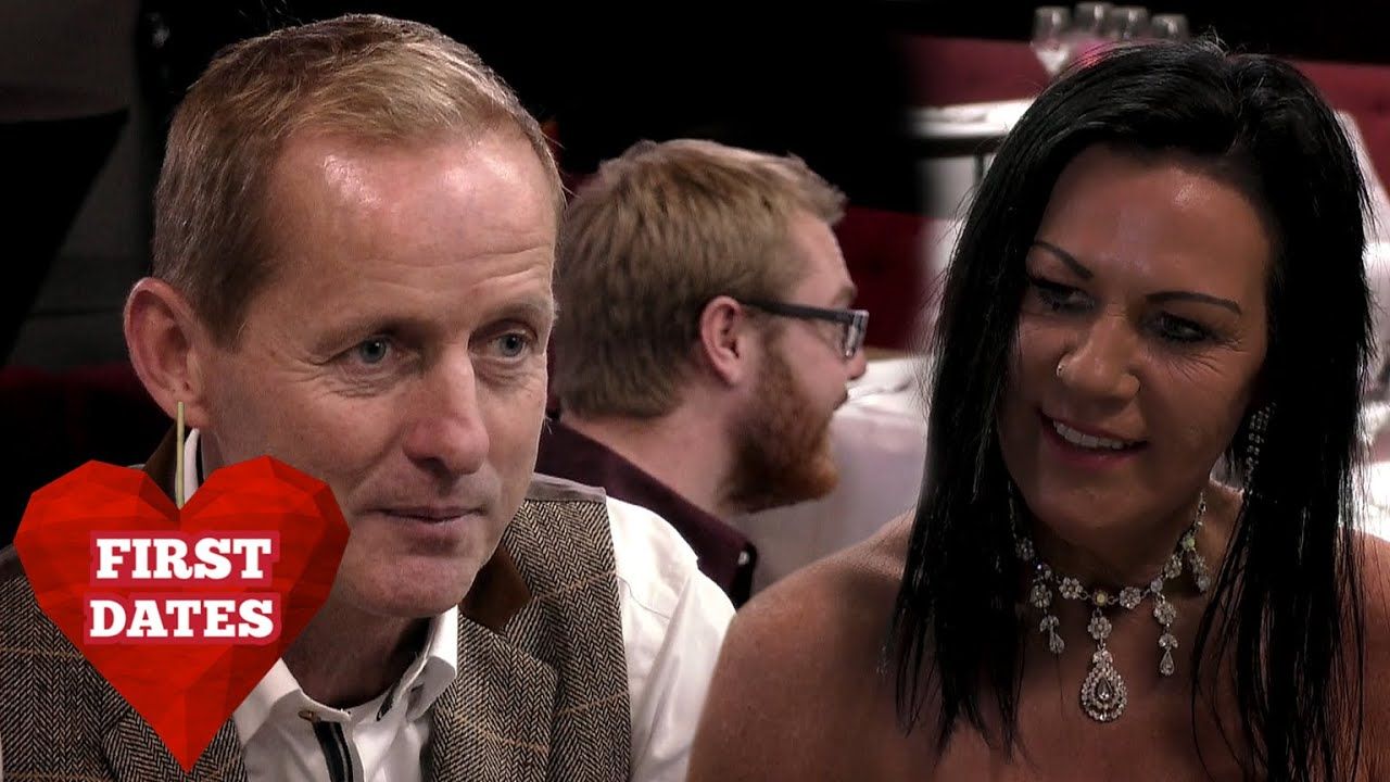 Joey is Looking To Find His Scary Spice | First Dates Ireland