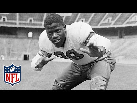 Bill Willis & Marion Motley Integrate the Browns | NFL