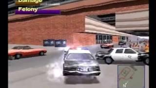 Driver 2 PS1 Take A Ride Las Vegas Day