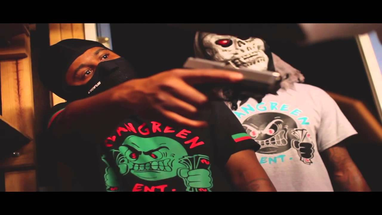 N.B.F Ft Mean Green - Purge | Filmed By: #MackVisions