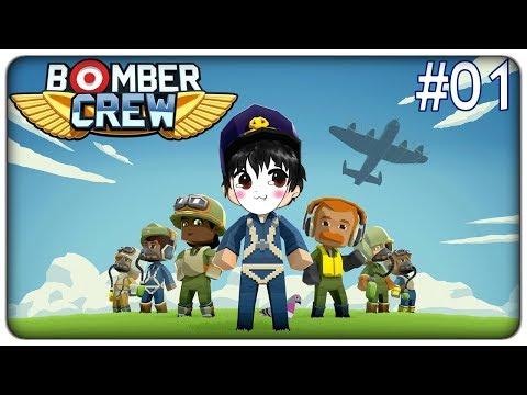LA VITA VERA A BORDO DI UN AEREO DA GU3RRA   B0mber Crew - ep. 01 [ITA]