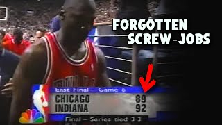 6 Blown Calls That Altered NBA History FOREVER!