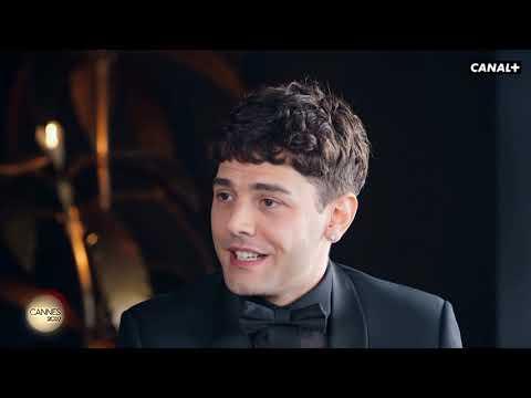 Interview de Xavier Dolan par Augustin Trapenard - Cannes 2019