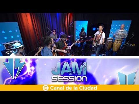 Tomás y Matías Fraga se funden en unas inspiradas zapadas de jazz y blues en Jam Session