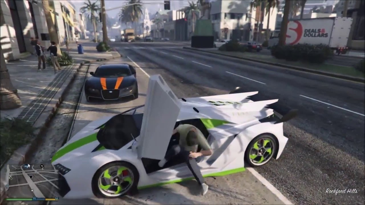 GTA 5 where is Adder and Zentorno Location!!!