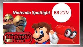Zusammenfassung des Nintendo Spotlights zur E3 2017 + einige Hintergrundinfos