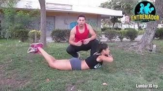 personal trainer entrenamiento básico
