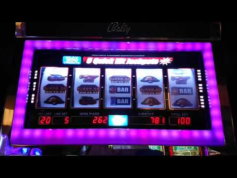 Nice Win! Black Gold Wild Slot Machine At Mohegan Sun Pocono Casino