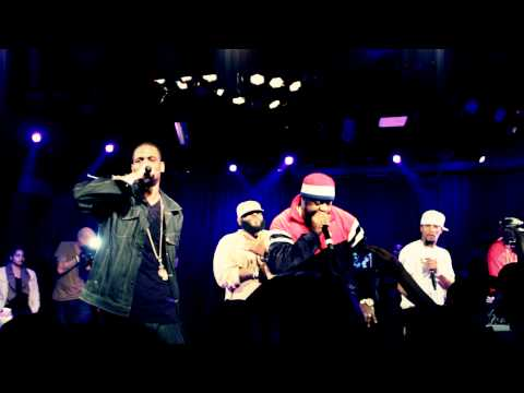 Boot Camp Clik - TRADING PLACES - LIVE, NYC