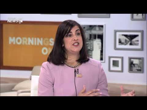 Nicole Malliotakis talks mayoral campaign on Mornings On 1