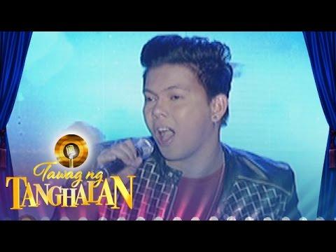 Tawag Ng Tanghalan: Ramoncito Ricafrente -