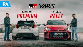 Toyota GR Yaris (261 cv) 🔥 O três cilindros mais POTENTE DO MUNDO!