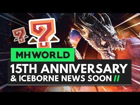 Monster Hunter 15th Anniversary Update! Iceborne News Coming Soon & More! thumbnail