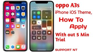 Ios 12 Theme For Oppo A3S
