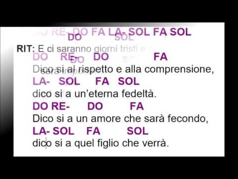 Dico SI live (autore: Fabio Baggio)