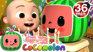 Gambar cover Cocomelon's 13th Birthday + More Nursery Rhymes & Kids Songs - CoCoMelon