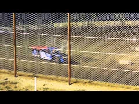 Donnie Timmerman B-Mod Feature Nevada Speedway 9/13/14