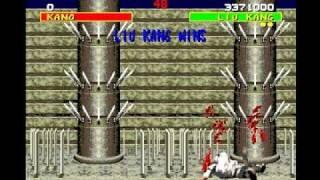 MK Pit Fatality Comparison