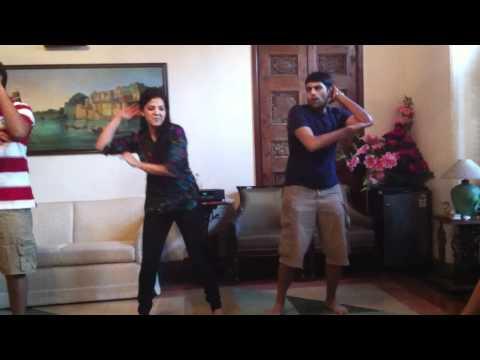 Rush Sangeet- Main Se Meena.MOV