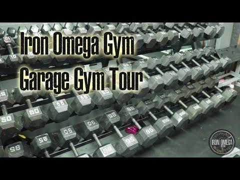 Garage Gym | Iron Omega Gym