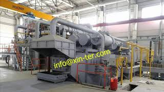 70 Furnaces for Aluminium Alloy Rod