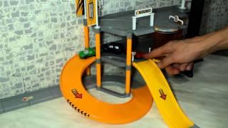 видео Детские парковки. Купить детскую парковку и гараж в интернет-магазине Mr-TOY.ru