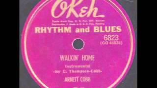 Arnett Cobb   -  Walkin
