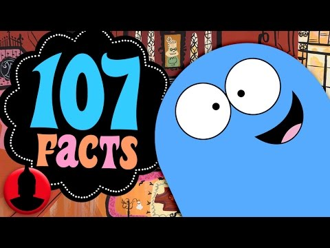 107 Facts About Foster's Home For Imaginary Friends (ToonedU