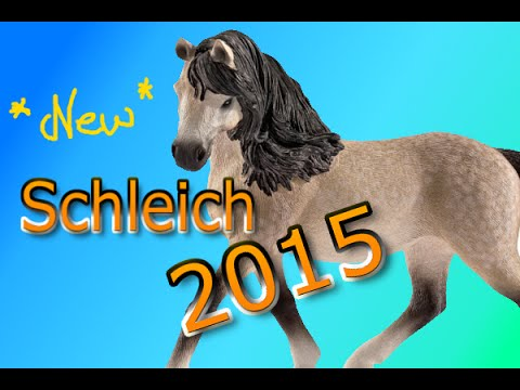 new schleich horses 2015 read description before asking. Black Bedroom Furniture Sets. Home Design Ideas