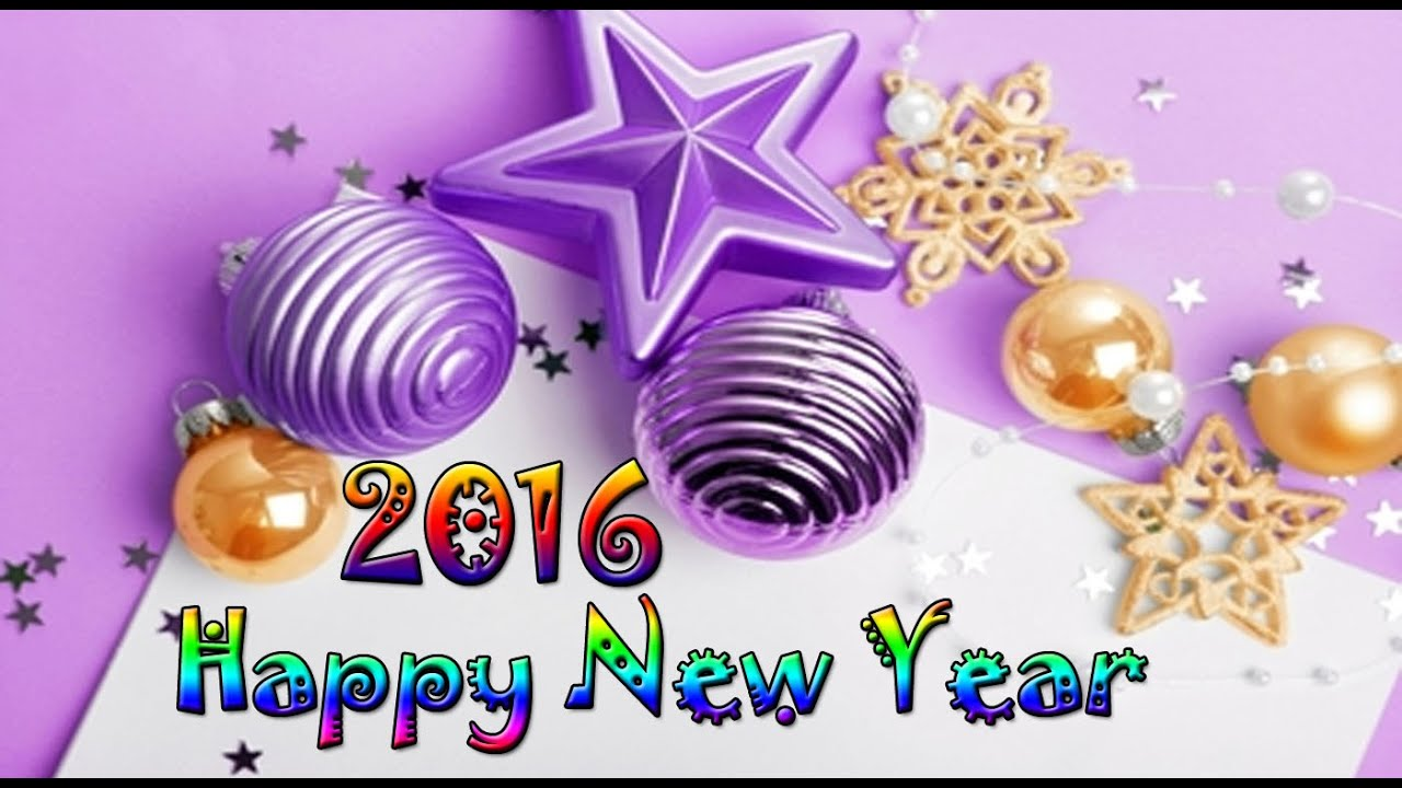 Happy New Year 2016 Beautiful Wishes In Hindi Greetings