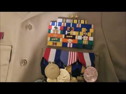 NJROTC Navy Service Uniform