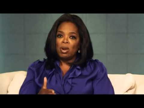 Take Responsibility of YOUR Life! - by Oprah