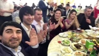 Кумыкская свадьба Салаутдина 1 часть