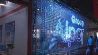 Светодиодные сетки экраны. Гибкие LED экраны сетки.(Предлагаем светодиодные гибкие экраны, а также экраны сетки для уличного и интерьерного использования...., 2016-03-01T18:51:56.000Z)