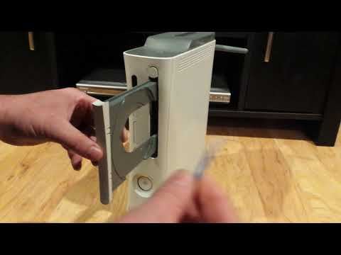How To Fix Xbox Stuck Disc Tray Easiest Way Ever