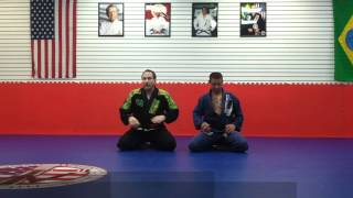 Chokes from Side Control and Submission from Mount – 2nd Part – Good Morning BJJ Community